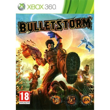 Bulletstorm (Lietota)
